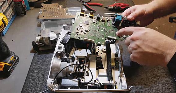 Stereo Repair  